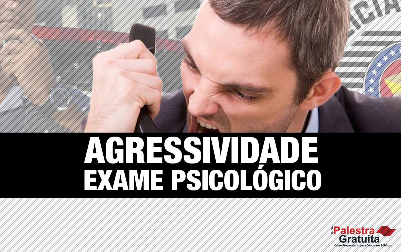 exame psicológico