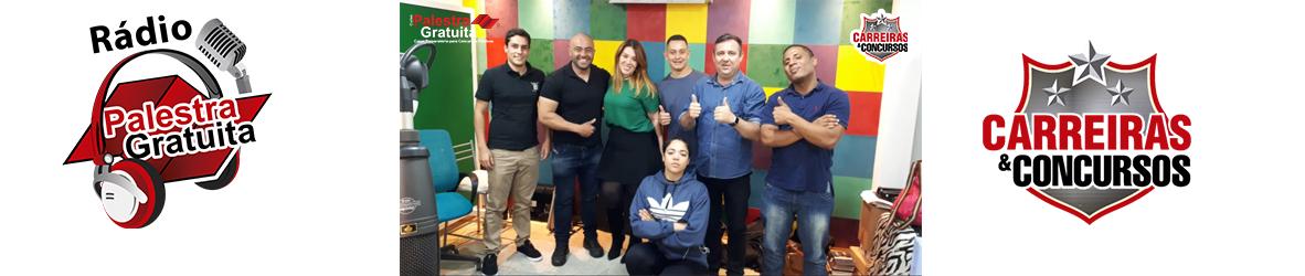 Coffee Break + Entrevista no Carreiras e Concursos