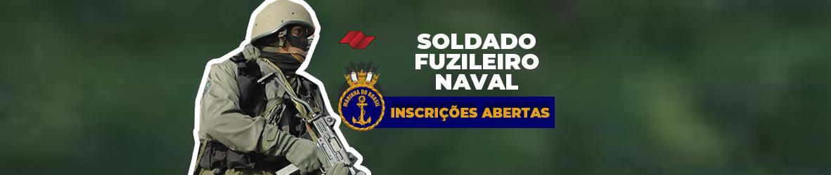 FUZILEIRO NAVAL – INSCRIÇÕES ABERTAS