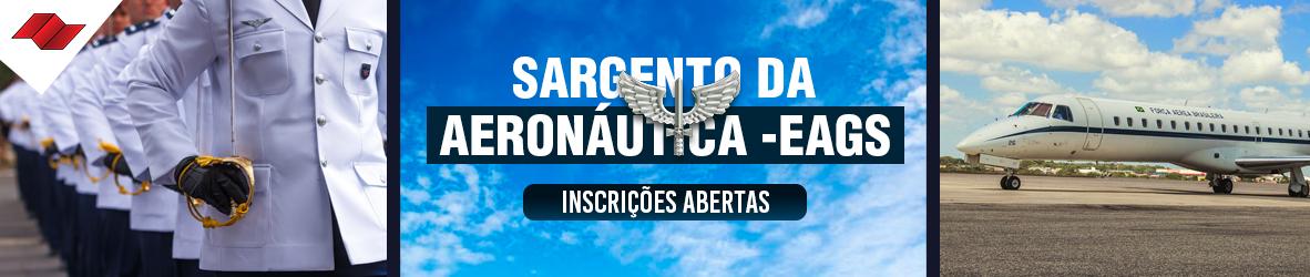 SARGENTO DA AERONÁUTICA – EAGS