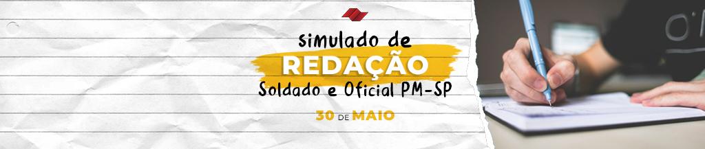 SIMULADO DE REDAÇÃO PM
