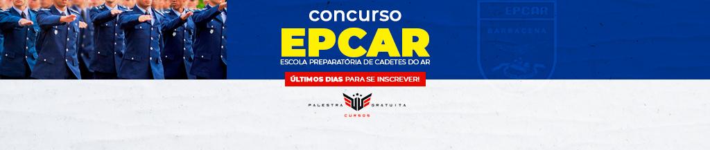 Concurso Aeronáutica Epcar 2020: inscrições abertas para cadetes do ar