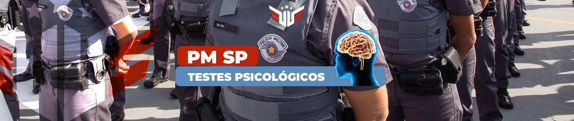 TESTES DE APTIDÃO PSICOLÓGICA