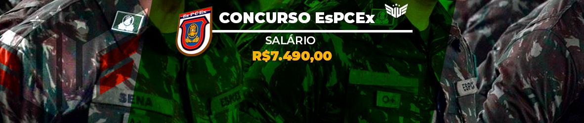 CONCURSO EsPCEx | TUDO SOBRE O EDITAL